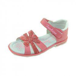 Sandale casual pentru fetite Enplus TT1608-C N Coral 26