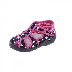Sandale pentru fetite Renbut RNB9-N Bleumarin 23