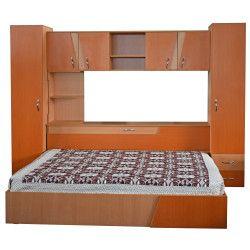 Set Dormitor Tineret Edy 285x50x200cm Fag + Cires