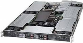 Sistem Server Supermicro SYS-1027GR-TQF Intel Xeon Sandy Bridge E5-2600 2 x 256GB 32GB 1U Rackmount Black