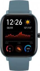 Smartwatch Amazfit GTS AMOLED Rezistent la apa Bluetooth Steel Blue