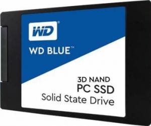 SSD WD Blue 3D NAND 500GB SATA-III 2.5 inch SSD uri