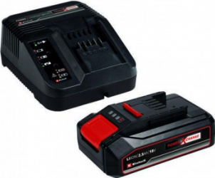 Starter Kit Einhell PXC 18V 2.5Ah max 720 W Accesorii masini de gaurit