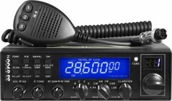 Statie radio CB PNI CRT SS 6900 N BLUE AM-FM-USB-CW-PA
