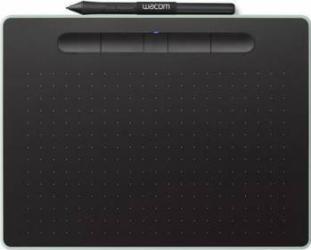 Tableta grafica Wacom Intuos M Bluetooth Pistachio ctl-6100wle-n