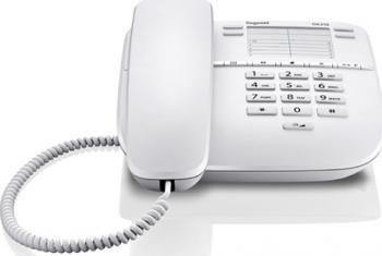 Telefon analogic Gigaset DA310 White Telefoane