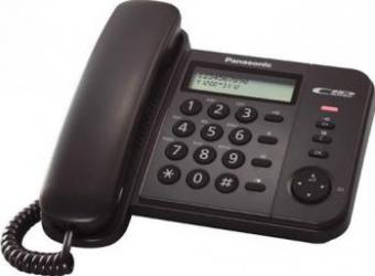 Telefon analogic Panasonic KX-TS560FXB Telefoane