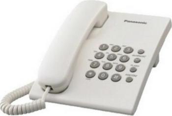 Telefon analogic Panasonic KX-TS500 Alb Telefoane