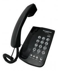 Telefon Cu Fir Panaphone 3014 De Birou Functie Mute Pause Redial Flash Negru Telefoane