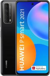Telefon mobil Huawei P Smart (2021) 128GB Dual SIM 4G Midnight Black