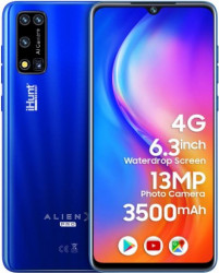 Telefon mobil iHunt Alien X Pro 2021 16GB DualSIM 4G Blue