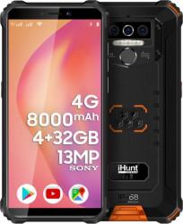 Telefon mobil iHunt Titan P8000 PRO 2021 32GB Dual SIM 4G Orange