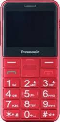 Telefon mobil Panasonic KX-TU150EXR pentru Seniori cu buton SOS Rosu Telefoane