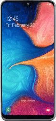 Telefon mobil Samsung Galaxy A20e A202 2019 32GB Dual SIM 4G White