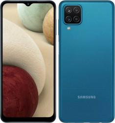 Telefon mobil Samsung Galaxy A12 128GB Dual SIM 4G Blue