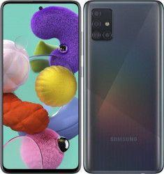 Telefon mobil Samsung Galaxy A51 A515 128GB Dual SIM 4G Prism Crush Black
