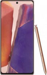 Telefon mobil Samsung Galaxy Note 20 N981 256GB Dual SIM 5G Mystic Bronze Telefoane Mobile