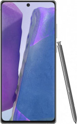 Telefon mobil Samsung Galaxy Note 20 N981 256GB Dual SIM 5G Mystic Gray Telefoane Mobile