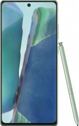 Telefon mobil Samsung Galaxy Note 20 N981 256GB Dual SIM 5G Mystic Green Telefoane Mobile