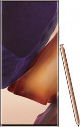 Telefon mobil Samsung Galaxy Note 20 Ultra N986 256GB Dual SIM 5G Mystic Bronze Telefoane Mobile