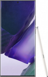 Telefon mobil Samsung Galaxy Note 20 Ultra N986 256GB Dual SIM 5G Mystic White Telefoane Mobile