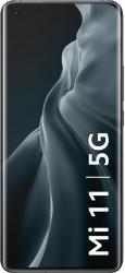 Telefon mobil Xiaomi Mi 11 256GB Dual SIM 5G Midnight Grey