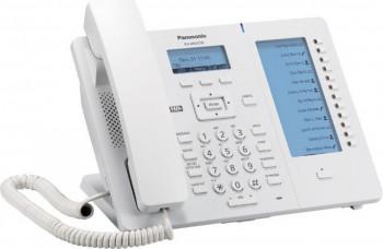 Telefon SIP Panasonic KX-HDV230X Alb Telefoane