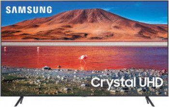 Televizoare LED 147 cm Samsung 58TU7102 4K Ultra HD Smart TV