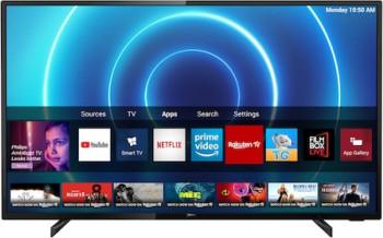 Televizor LED 108 cm Philips 43PUS750512 Ultra HD 4K HDR Smart TV Negru Televizoare