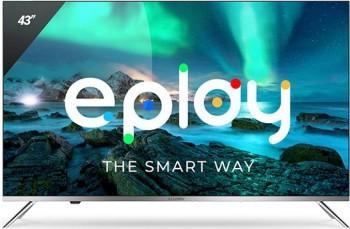 Televizor LED 109 cm Allview 43ePlay6100-U 4K UltraHD Smart TV