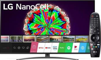 Televizor LED 123 cm LG 49NANO813NA 4K UltraHD Smart TV Telecomanda Magica