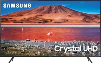 Televizor LED 125 cm Samsung 50TU7172 4K Ultra HD Smart TV Televizoare