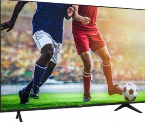 Televizor LED 126 cm HISENSE 50A7100F 4K UltraHD Smart TV
