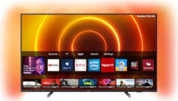 Televizor LED 139 cm Philips 55PUS7805/12 4K UltraHD Smart TV Televizoare