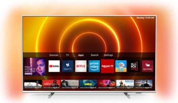 Televizor LED 139 cm Philips 55PUS7855/12 4K Ultra HD Smart TV