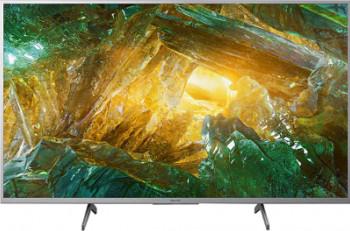Televizor LED 139cm Sony Bravia KD-55XH8077 4K UltraHD Smart  TV