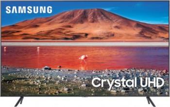 Televizor LED 165 cm Samsung 65TU7172 4K UltraHD Smart TV