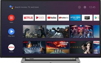 Televizor LED 165 cm Toshiba 65UA3A63DG 4K UltraHD Smart TV