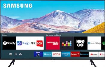 Televizor LED 207 cm Samsung 82TU8072 4K UltraHD Smart TV Televizoare
