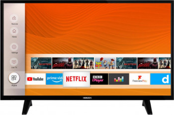 Televizor LED Horizon Smart TV 39HL6330H/B 98 cm HD Clasa A+ Negru