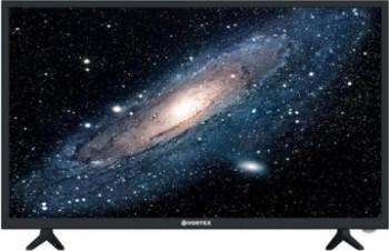 Televizor LED Smart Vortex V43SM60UH 109cm 4K UHD Negru