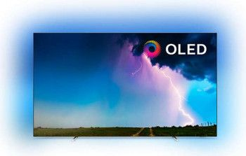 Televizor OLED 139 cm Philips 55OLED754/12 4K Ultra HD Smart TV Ambilight