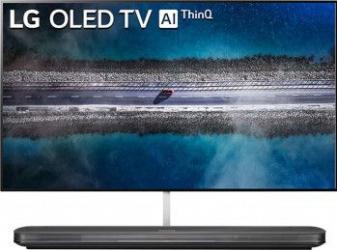 Televizor OLED 195 cm LG OLED77W9PLA Ultra HD 4K Smart TV