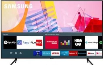 Televizor QLED 214 cm Samsung 85Q60TA 4K Ultra HD Smart TV