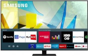 Televizor QLED 214 cm Samsung 85Q80TA 4K Ultra HD Smart TV Televizoare