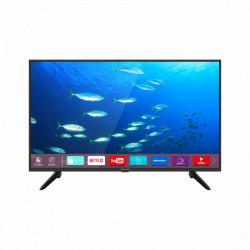 Televizor Smart LED KrugerMatz KM0243FHD-S4 Full HD 43inch Linux Clasa A Negru