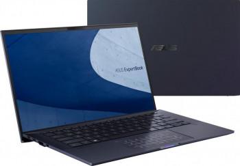 Ultrabook ASUS ExpertBook B9 14 Intel Core (10th Gen) i7-10510U 1TB SSD 16GB FullHD Tast. ilum. FPR Star Black