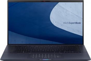 Ultrabook ASUS ExpertBook B9 14 Intel Core (10th Gen) i5-10210U 512GB SSD 16GB FullHD Win10 Pro Tast. ilum. FPR Star Black