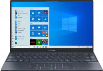 Ultrabook ASUS Zenbook 13 OLED UX325EA Intel Core (11th Gen) i7-1165G7 512GB SSD 16GB Iris Xe FullHD Win10 Tast. ilum. Pine Grey