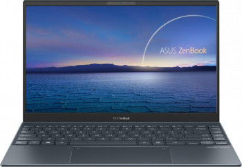 UltraBook ASUS ZenBook 13 OLED UX325EA Intel Core (11th Gen) i7-1165G7 512GB SSD 8GB Iris Xe FullHD Tast. ilum. Pine Grey